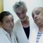 Portrait des frères Passalat - Trio